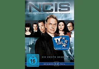 Navy CIS - Staffel 2.2 DVD