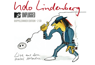 Udo Lindenberg - MTV UNPLUGGED - LIVE AUS DEM HOTEL ATLANTIC - (CD)