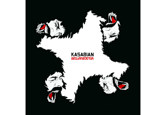 Kasabian - Velociraptor!  - (CD)