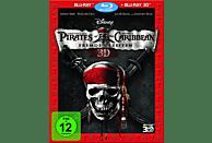 Pirates of the Caribbean - Fremde Gezeiten [3D Blu-ray]