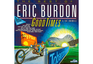 VARIOUS, Eric Burdon And The Animals - GOOD TIMES - BEST OF  - (CD)