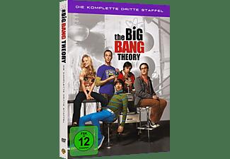 The Big Bang Theory - Staffel 3 DVD