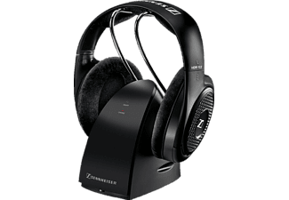 SENNHEISER RS 127-8, Over-ear Kopfhörer Schwarz