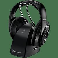 SENNHEISER RS 127-8, Over-ear Funkkopfhörer  Schwarz