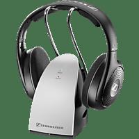SENNHEISER RS 120-8 EU, Over-ear Funkkopfhörer  Schwarz