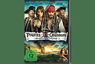 Pirates Of The Caribbean - Fremde Gezeiten [DVD]
