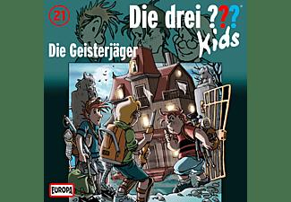 Die drei ??? Kids 21: Die Geisterjäger  - (CD)