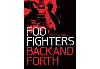 Foo Fighters -  Back And Forth  - (Blu-ray)