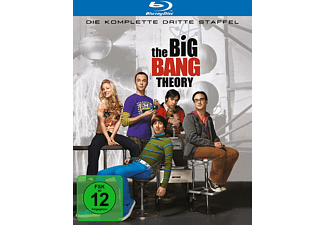 The Big Bang Theory - Staffel 3 Blu-ray