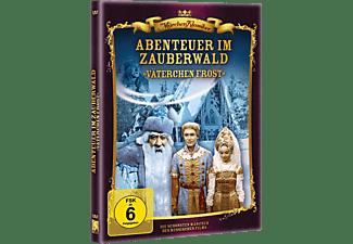 Russische Märchenklassiker: Väterchen Frost - Abenteuer im Zauberwald DVD