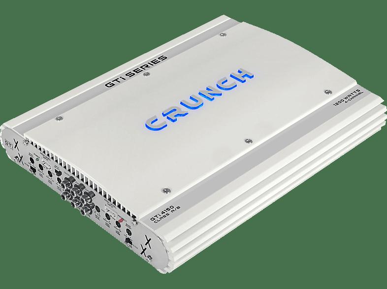 CRUNCH GTI-4150 Verstärker (Class A/B)