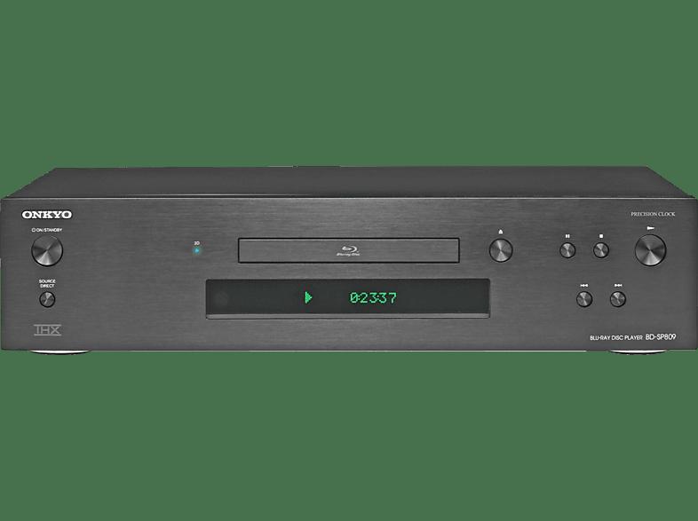 ONKYO BD-SP809 Blu-ray Player (Schwarz)