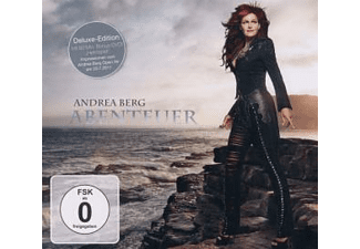 Andrea Berg - Andrea Berg - Abenteuer (Deluxe Edition)  - (CD + DVD Video)