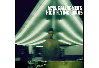 Noel Gallagher - Noel Gallagher's High Flying Birds (Deluxe Edition)  - (CD)