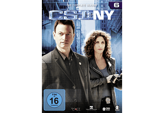 CSI: NY - Staffel 6 DVD