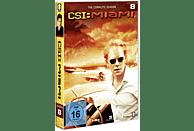 CSI: Miami - Staffel 8 (komplett) [DVD]