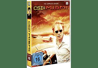 CSI: Miami - Staffel 8 (komplett) DVD