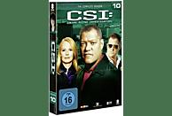 CSI: Crime Scene Investigation - Staffel 10 [DVD]