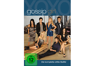 Gossip Girl - Staffel 3 DVD