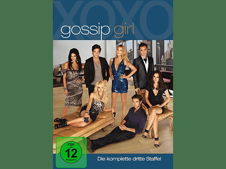 Gossip Girl - Staffel 3 [DVD]