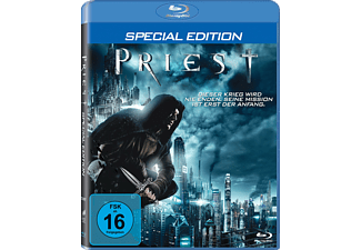 Priest Special Edition Blu-ray