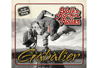 Andreas Gabalier - VOLKS-ROCKNROLLER [CD]