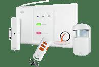ELRO HA63S Drahtloses 3-Zonen Alarmsystem, Weiß