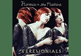 Florence + The Machine - CEREMONIALS (ENHANCED)  - (CD)