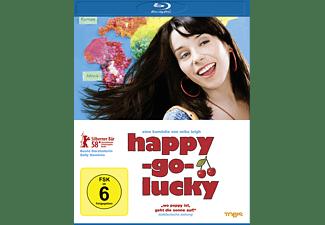 happy-go-lucky Blu-ray