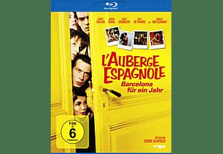 L'Auberge Espagnole - Barcelona für 1 Jahr Blu-ray