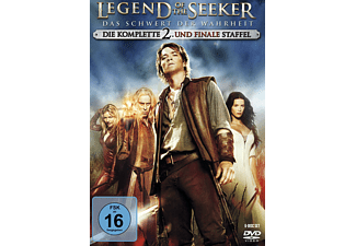 Legend of the Seeker - Staffel 2 DVD