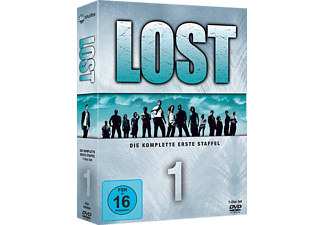Lost - Staffel 1 DVD
