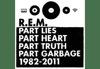 R.E.M. - R.E.M. - Part Lies Part Heart Part Truth Part Garbage 1982 - 2011  - (CD)