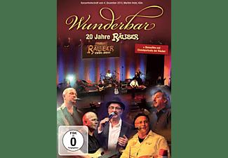 Die Räuber - Wunderbar 20 Jahre Räuber  - (DVD)