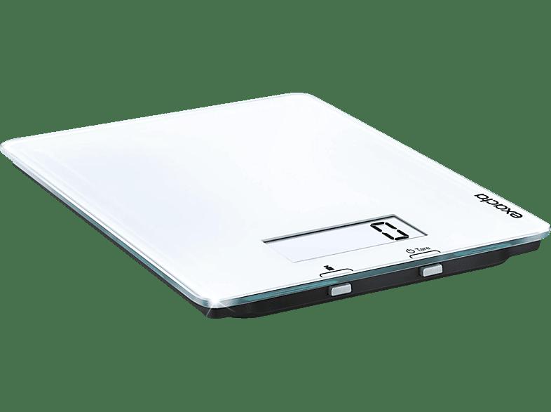 EXACTA 65107 Pure Küchenwaage (Max. Tragkraft: 5 kg, Standwaage)