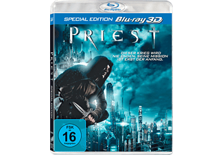 Priest (Special Edition) 3D Blu-ray
