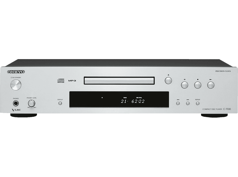 ONKYO C-7030 CD Player (Silber)