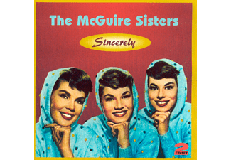 The Mcguire Sisters - Sincerely  - (CD)