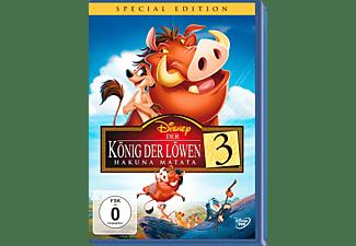 Der König der Löwen 3 - Hakuna Mutata DVD