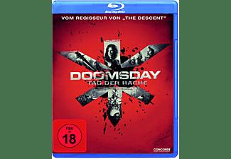 Doomsday - Tag der Rache Blu-ray