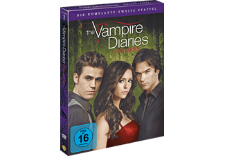 The Vampire Diaries - Staffel 2 DVD