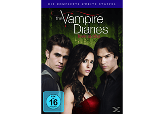 The Vampire Diaries - Staffel 2 [DVD]