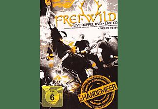 Frei.Wild - Händemeer (2 DVD + Live-CD Digipak)  - (DVD)