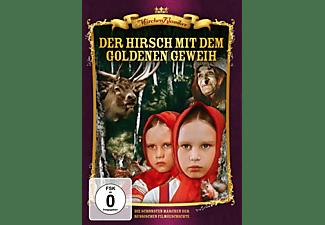 DER HIRSCH MIT DEM GOLDENEN GEWEIH DVD