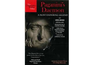 VARIOUS - Paganini's Daemon:- A Most Enduring Legend  - (DVD)