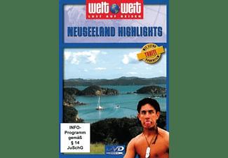 Neuseeland Highlights mit Bonusfilm Tahiti (Reihe: welt weit DVD