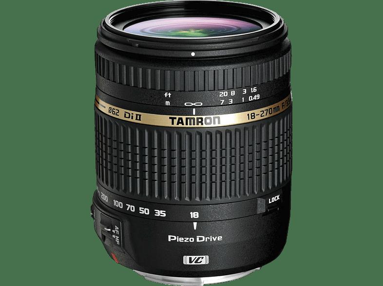 TAMRON B008E  für Canon EF-Mount, 18 mm - 270 mm, f/3.5-6.3
