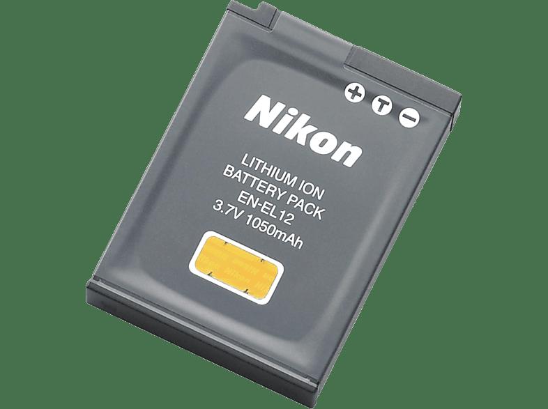 NIKON EN-EL12 Akku Nikon , Li-Ion, 3.7 Volt, 1050 mAh