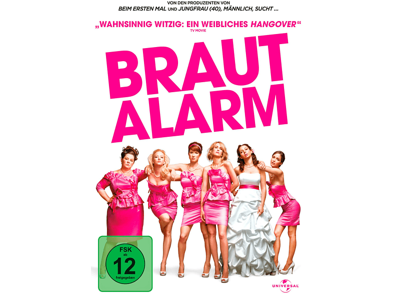 Brautalarm [DVD]