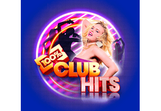 VARIOUS - 100 Percent Club Hits  - (CD)